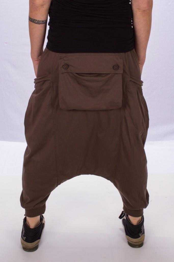 "Sarouel ⚤ ""Jodhpur"" à poches"