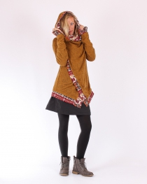 Gilet Maduraï Camel