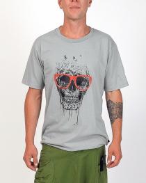 T.S Skull glasses