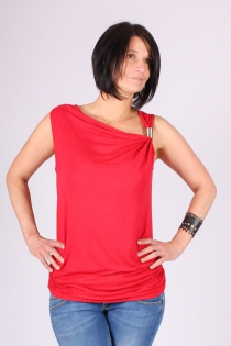 "Top ""Andamaya"" Rouge"