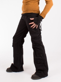Molecule Pantalon 45062 Noir
