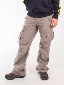 Molecule Pantalon Homme Gris