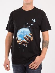 T.S Melting Planet Noir