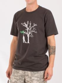 T.S Spring Tree Gris foncé