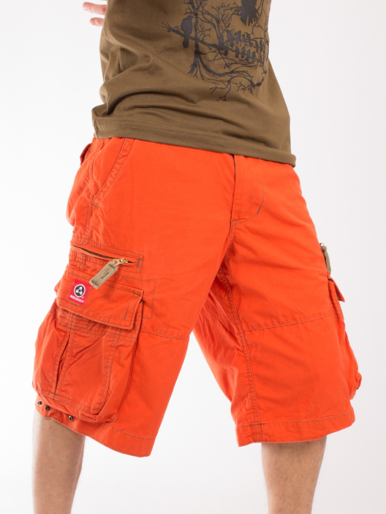 Molecule short 50007 Orange
