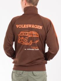 Veste Combi VW Vintage Marron