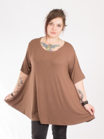Top long Anais Taupe