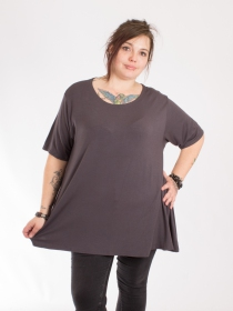 Top long Anais Gris Anthracite