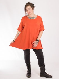 Top long Anais Orange