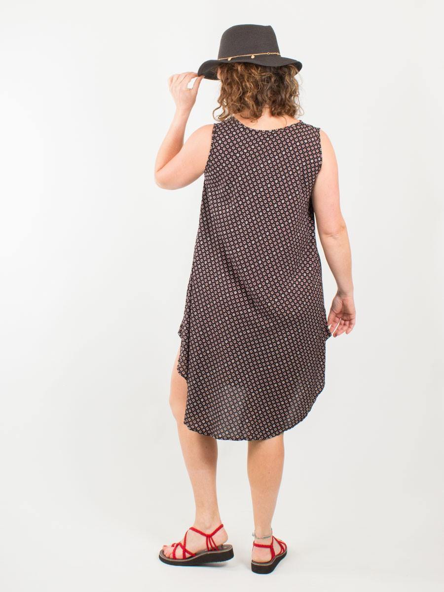 Robe Tunique Lizette Noire
