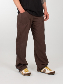 Pantalon Bornéo Brun