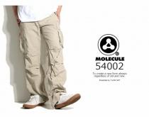Molecule Pantalon 54002 Beige
