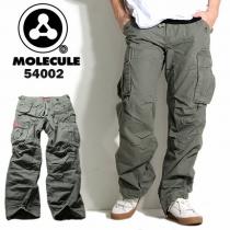 Molecule Pantalon 54002 Kaki
