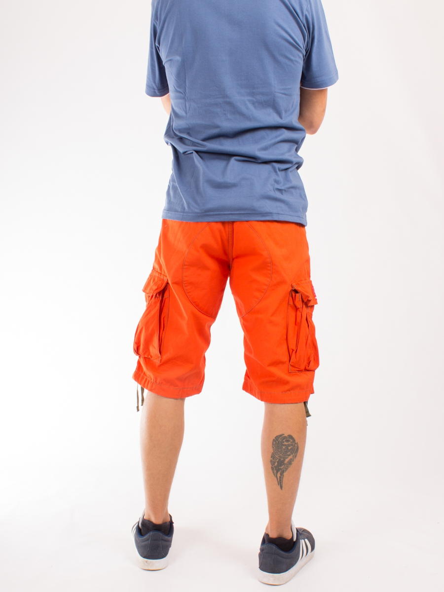 Molecule short 55002 Orange