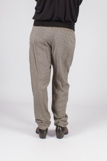 "Pantalon ""Lili\"" Triangolo Marron"