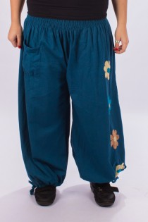 "Pantalon \Harem\"" Flowers"""