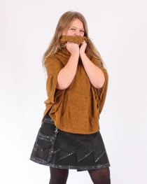 Poncho Lili Camel