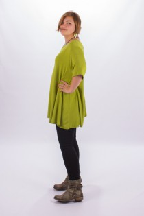 Top long Anais Lime