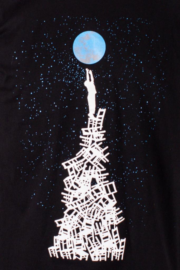 T.S Climb for earth Noir
