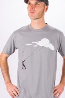 T.S Kite Gris