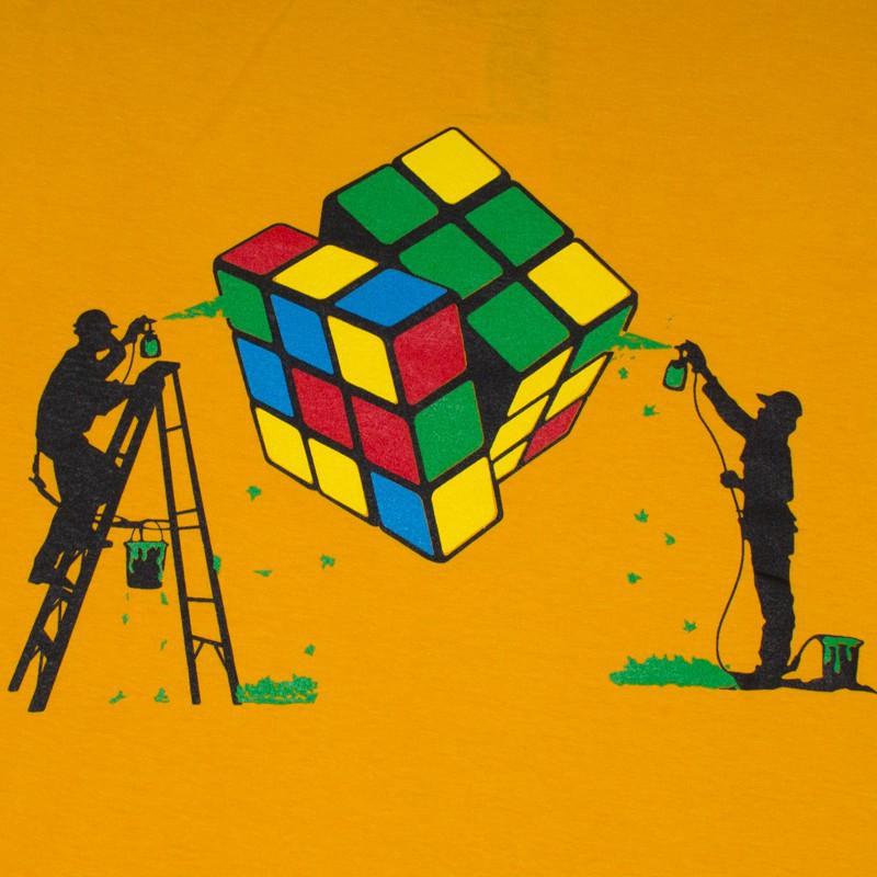 T.S Rubik\'s Cube Jaune