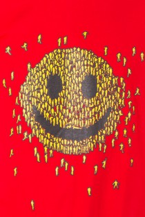 T.S Smiley Rouge